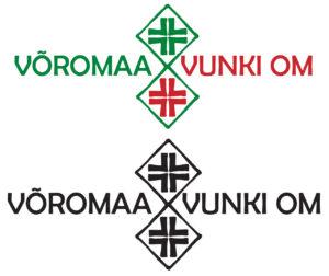 Võrumaa märk Vunki om
