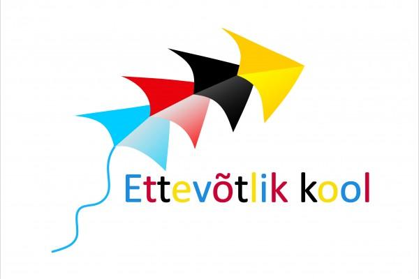 Ettevõtliku kooli logo
