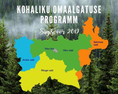 kohaliku omaalgatuse programm