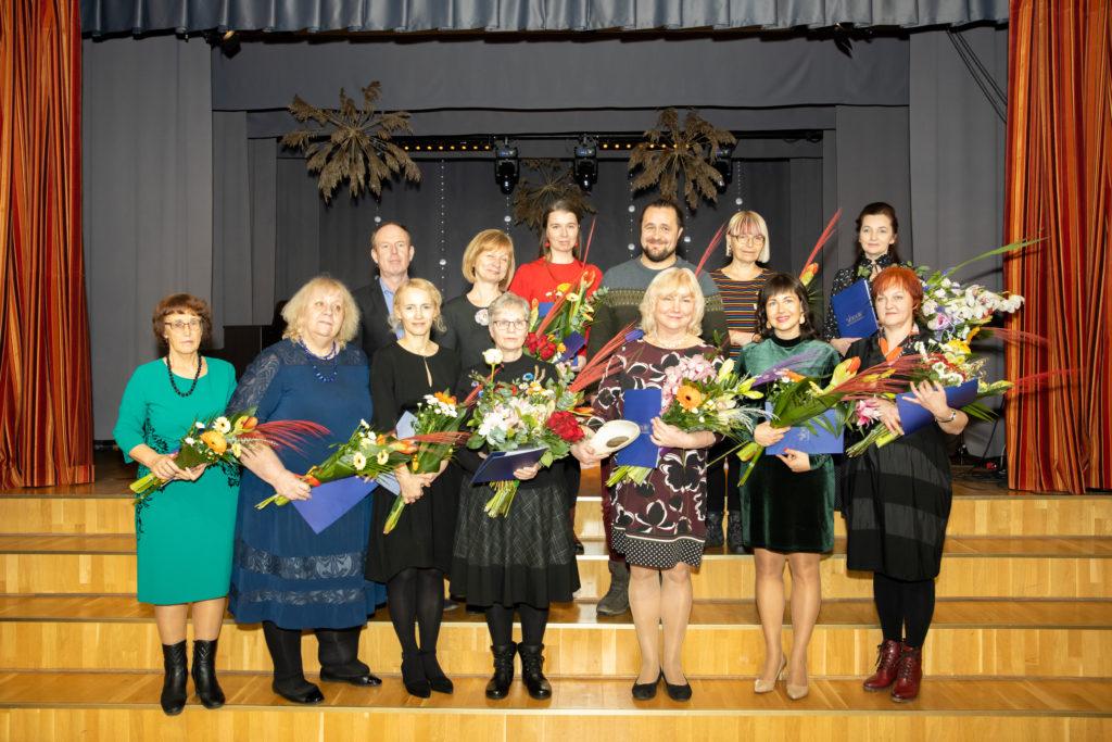Võrumaa kultuuripreemiate laureaadid