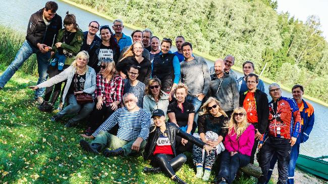 Foto Janek Marga: meenutus 2019. aasta mentorklubist Sangaste Safari teenustega tutvumiselt