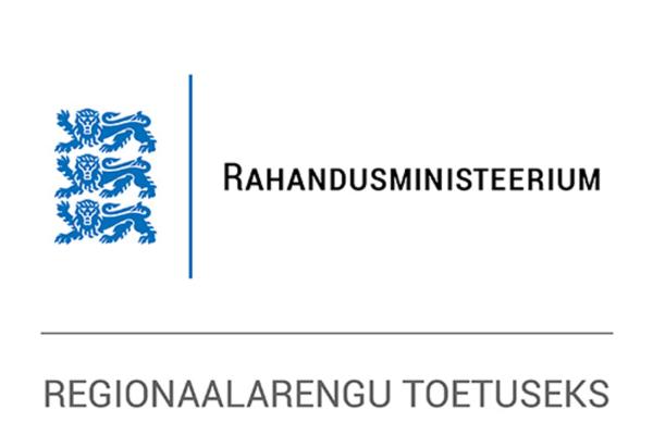 """Logo """"Regionaalarengu toetuseks"""""""